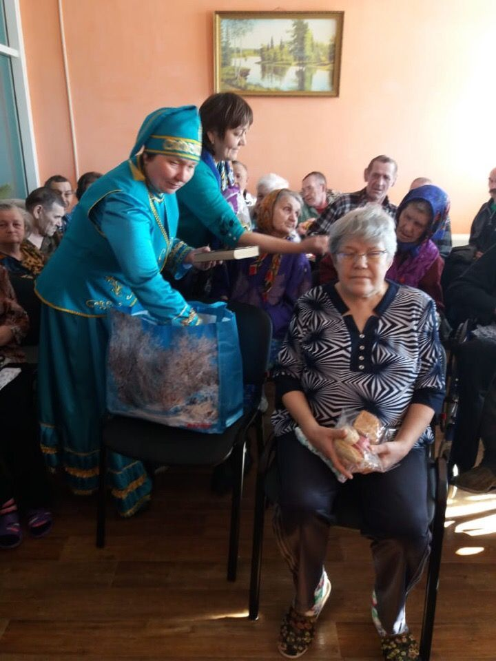 Усть илимский дом интернат для престарелых